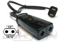 """Robeson Popcorn Popper Power Cord for Models 654 654A 654T 754 754A 2pin 36/"""""""