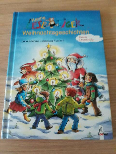 KLEINE LESETIGER Weihnachtsgeschichten Julia Böhme / 1.Klasse