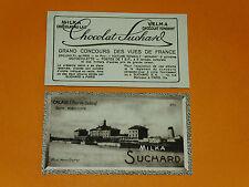 CHROMO PHOTO CHOCOLAT SUCHARD 1928 FRANCE GARE MARITIME PAS-DE-CALAIS