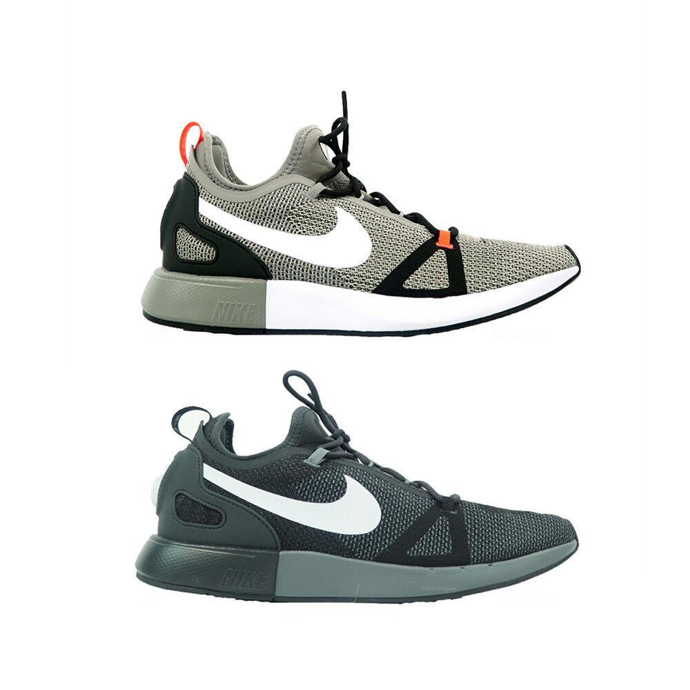 Nike Duelist Racer Men's Shoes 918228-008 (Light Charcoal) 918228-007 (Black) Light Charcoal/White-Pale Grey...,Black/White-Anthracite