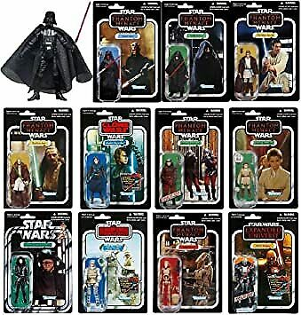 STAR WARS THE VINTAGE COLLECTION FIGURES