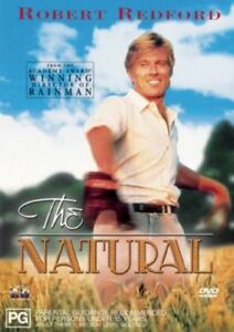The-Natural-Robert-Redford-DVD-Very-Good-Condition