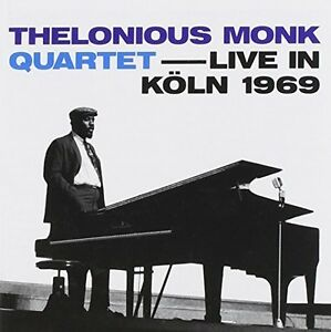 Thelonious-Monk-Live-in-Koln-1969-New-CD-Spain-Import