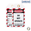 miniature 3 - Disjoncteur RCD Lockout/Off leaderman Kit for Consumer unité Disjoncteur-LDM-SK15