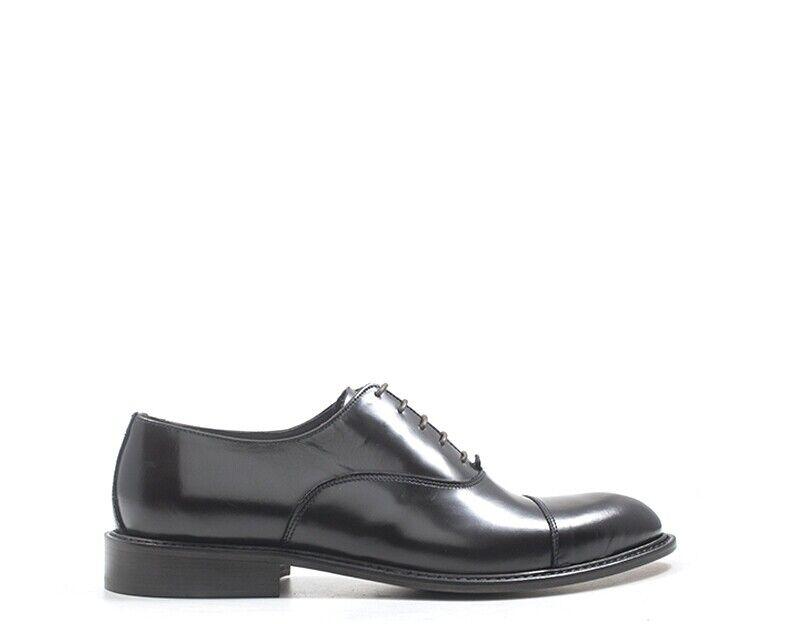 Zapatos Hole B hombre marrón naturaleza cuero ne45-tm