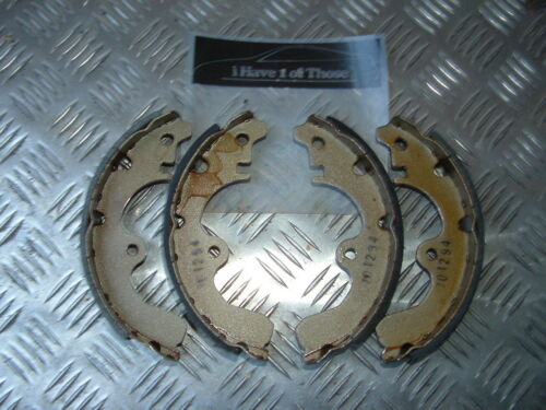 TOYOTA TERCEL 1.3 /& 1.5 Rear Brake Shoes 1982-1984 BSH1294