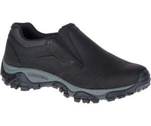 1a1ab9b4d8 Details about Merrell Moab Adventure Moc Shoes Men's - Black J91833
