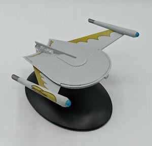 Eaglemoss-Star-Trek-57-ROMULAN-BIRD-OF-PREY-2266-Ship-w-BOX-No-Magazine-ToS