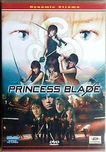 PRINCESS-BLADE-2001-un-film-di-Shinsuke-Sato-DVD-EX-NOLEGGIO-EAGLE