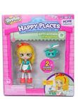 2x Shopkins Happy Places Lil Shoppies Doll With Petkin Pack