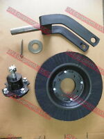 World Agitech Corp. Replacement Rotary Cutter Complete Tail-wheel Assembly