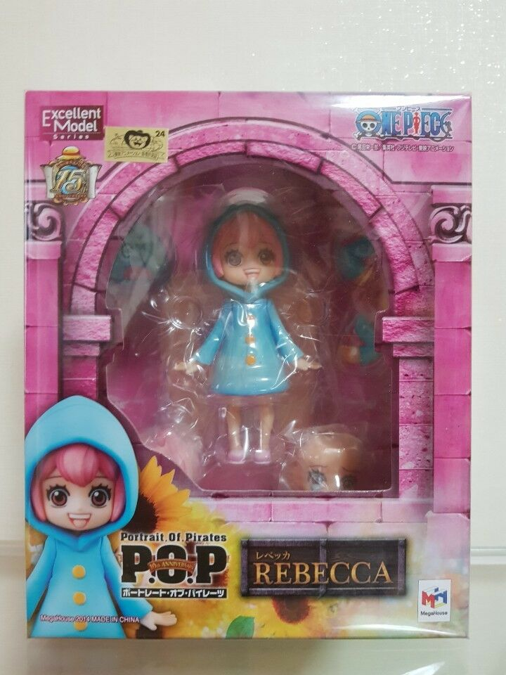 P.O.P Rebecca CB-EX Mega House ONE PIECE Portrait Of Pirates megahouse