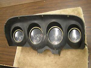 OEM-Ford-1969-Mustang-Dash-Cluster-Gauges-Speedometer