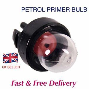 2pcs Fuel Primer Bulbs For Stihl Ryobi Walbro Husqvarna Carburetor Hedge Trimmer