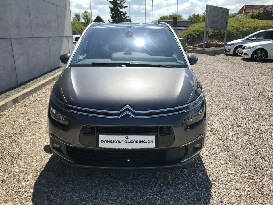 Citroën Grand C4 Picasso 2,0 BlueHDi 150 Intensive EAT6 Van