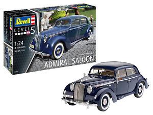 Luxury-Class-Car-Admiral-Saloon-Revell-Car-Kit-1-24-Item-07042