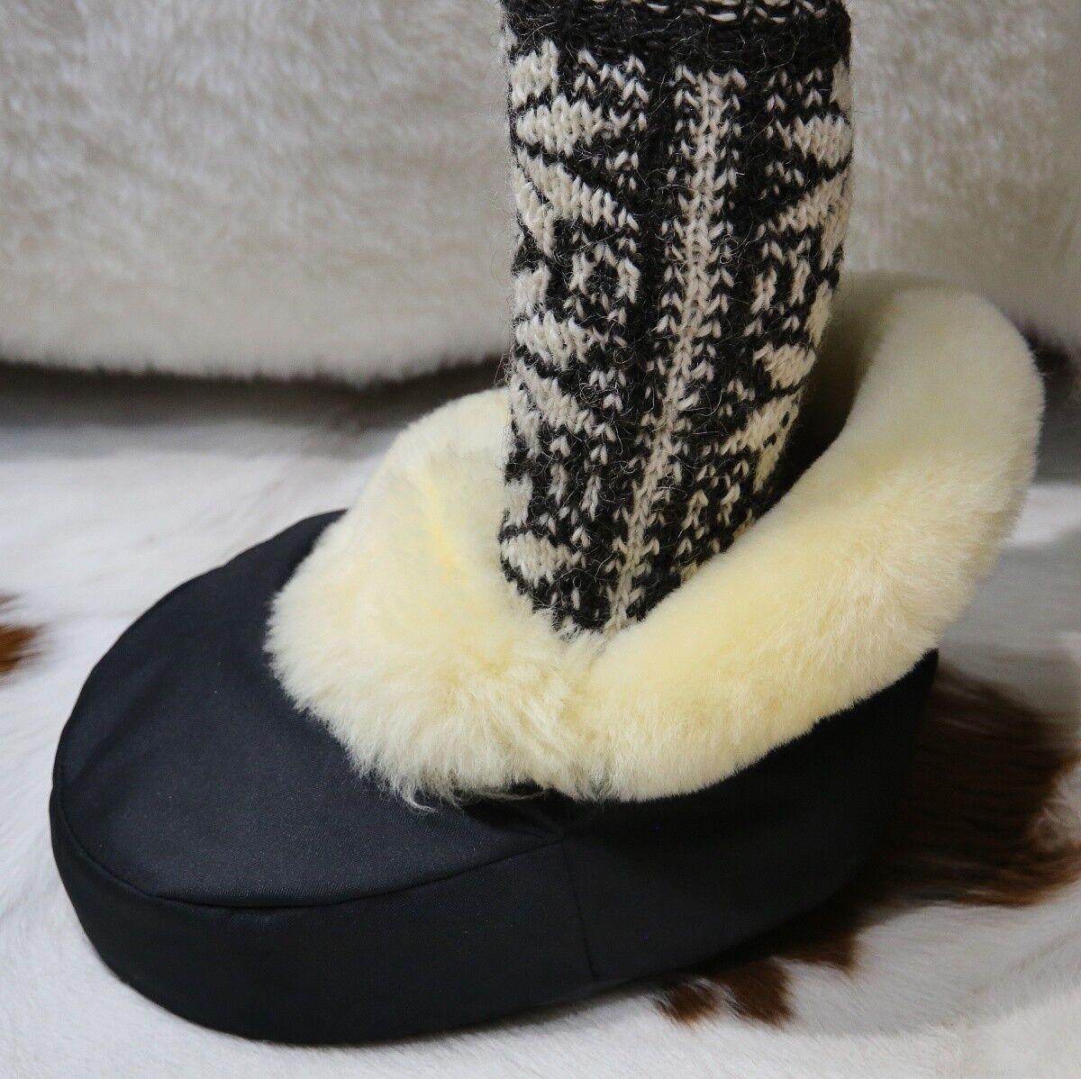 Agnello-fusswärmer natura sacco per per per i piedi si fonda ceneri Lammfell SCARPA VARI ColoreeeI | Prima il cliente  | Scolaro/Signora Scarpa  45f6fc