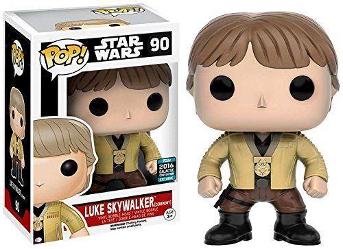 cérémonie POP Vinyl Bobble-Head 90 Star Wars-Luke Skywalker