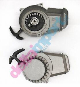 Carter-Avviamento-Accensione-Mini-Moto-ATV-Quad-MINIQUAD-Cinese-Aria-in-Metallo