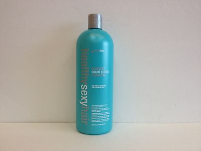 SEXY HAIR HEALTY SEXY HAIR REINVENT COLOR EXTEND SHAMPOO 33.8 OZ / 1L