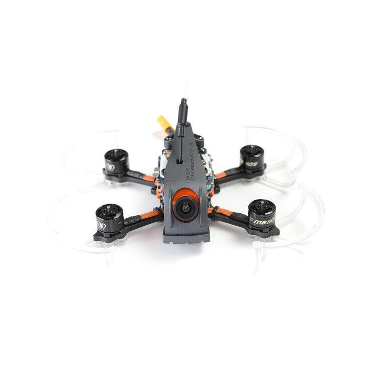 Mejorada GTR249-HD PNP 2 Pulgadas Interior Vista en primera persona Racing Drone Cuadricóptero con F405 Mini