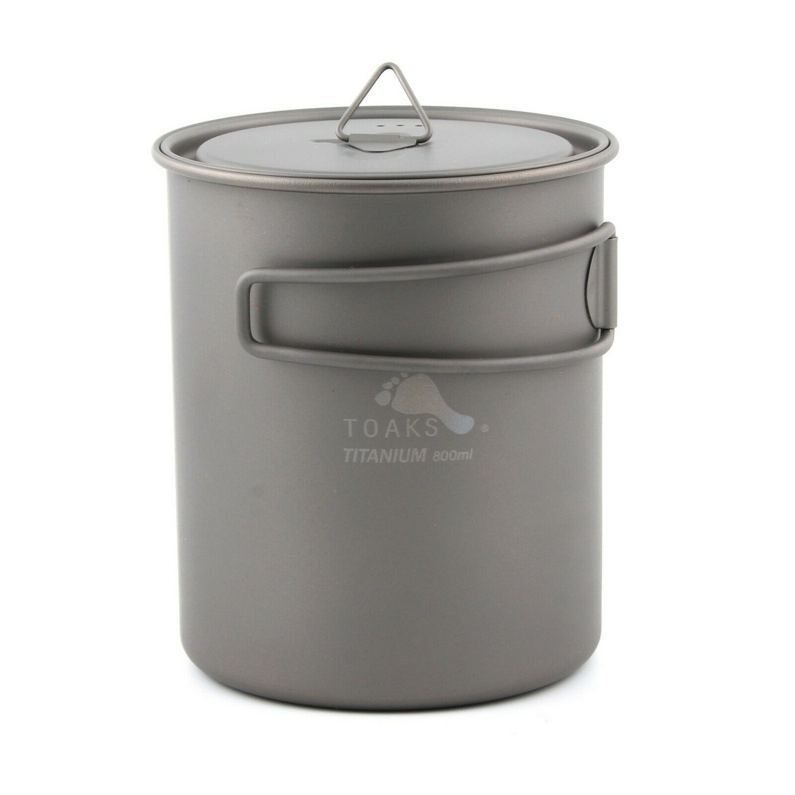TOAKS Ultralight Titanium Camping Pot Outdoor Cookware Water Cup  800  850   best quality best price