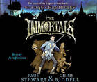 Edge Chronicles 10: The Immortals: The Book of Nate by Paul Stewart, Chris Riddell (CD-Audio, 2009)