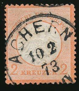 D-Reich-Nr-8-gestempelt-K1-ACHERN-10-2-73-51776