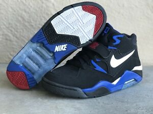 newest 55780 1bbd7 Image is loading Nike-Air-Force-180-sz-9-Olympic-Charles-