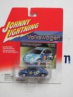 johnny lightning volkswagen 1998 custom new beetle from 2002 mint in package