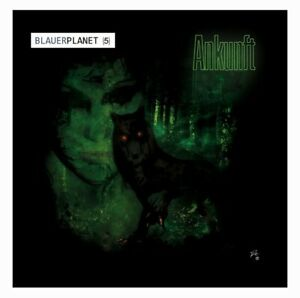 HANSEKLANG-BLAUER-PLANET-TEIL-5-ANKUNFT-CD-NEW-MOORHAHN-HANNES