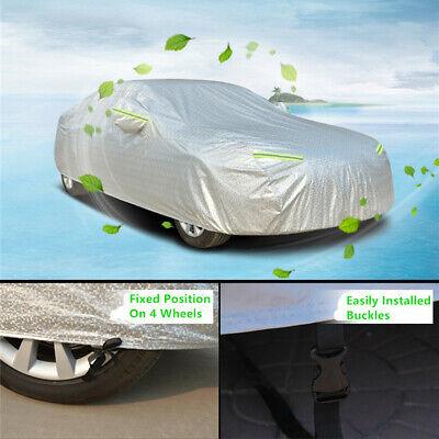 Adjustable Car Cover Outdoor Waterproof Windproof Durable ...