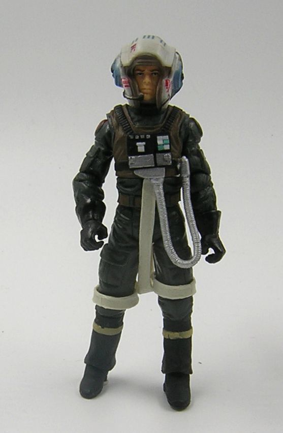 Star Wars Loose Arvel Crynyd ( Green Leader ) A Wing Pilot