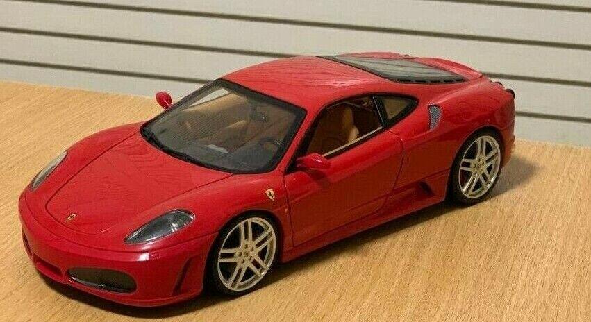 1 18 Hot Wheel Ferrari F430