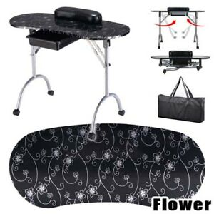 Professional Portable Foldable Mobile Manicure Nail Art Beauty Salon ...