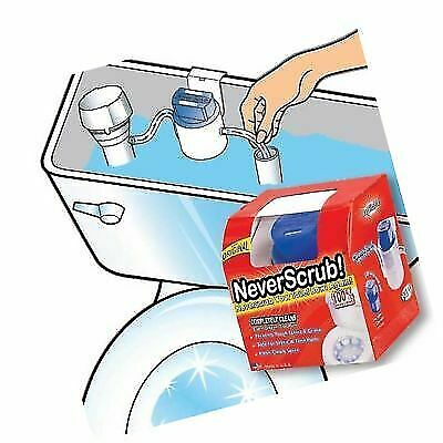 Neverscrub Automatic Toilet Cleaning System For Sale