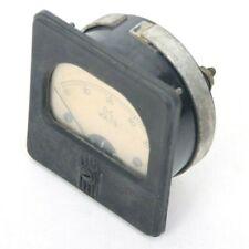 Vintage Direct Current Volts Panel Meter Gauge 15 35