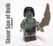 LEGO Custom -- Skaar Son of Hulk -- Marvel Super heroes mini figure