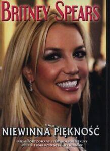 Britney Spears Niewinna pieknosc DVD