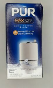 PUR MAXION RF-3375 Home Purified Tap Water Filter Replacement Faucet Refill