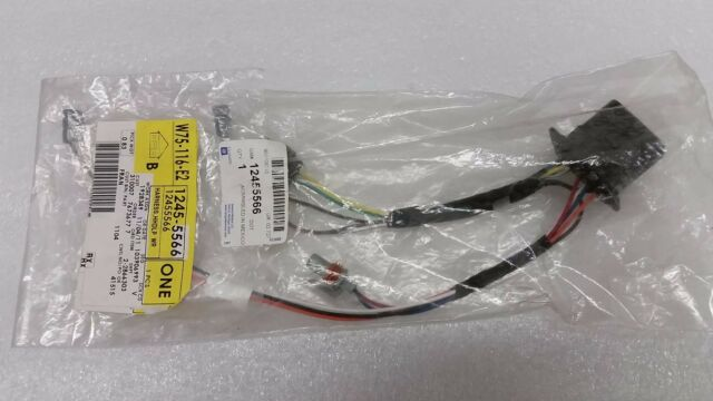 97-04 buick regal headlamp socket and wire harness oem 12455566