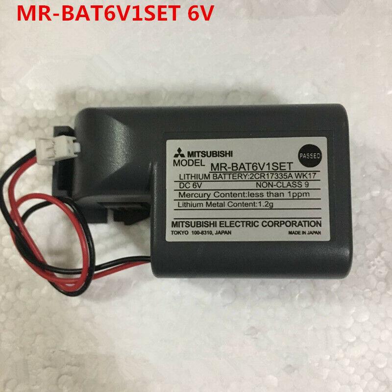for Mitsubishi Mitsubishi Servo Battery MR-J4 MR-BAT6V1SET 6V2CR17335A