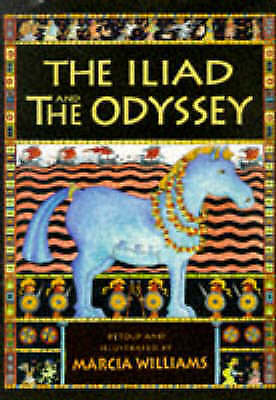 1 of 1 - Very Good, The Iliad and the Odyssey, Homer, Book