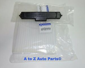 dodge ram 1500 cabin air filter location