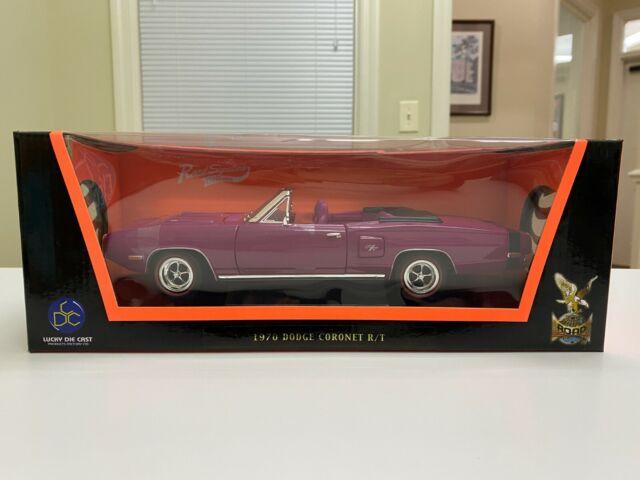 Road Signature Collection 1970 Dodge Coronet R/T 1:18 scale Die Cast