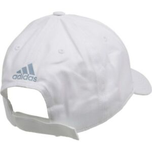 ef5bf556a1d2e Nuevo Unisex Adultos Adidas Originals Classic lineal 5 Panel Gorra Sombrero  Blanco  Azul