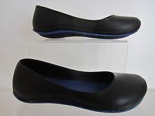 1dc4d17380b4 Ladies Crocs Tone up Shoes Julia Black aegean Blue UK 2 Standard for ...