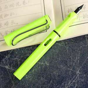 Einfache-Schueler-Stift-Fueller-Stift-0-5mm-Schreibwaren-Schule-Zubehoer-Sehr-flYfE