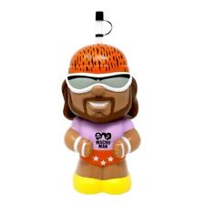16oz Party Animal NCAA Big Sip 3D Football Player Shaped Water Bottle