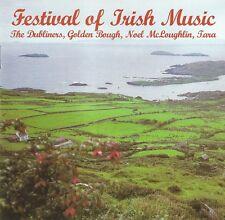Festival Of Irish Music - CD Album Noel McLoughlin Golden Bough Dubliners